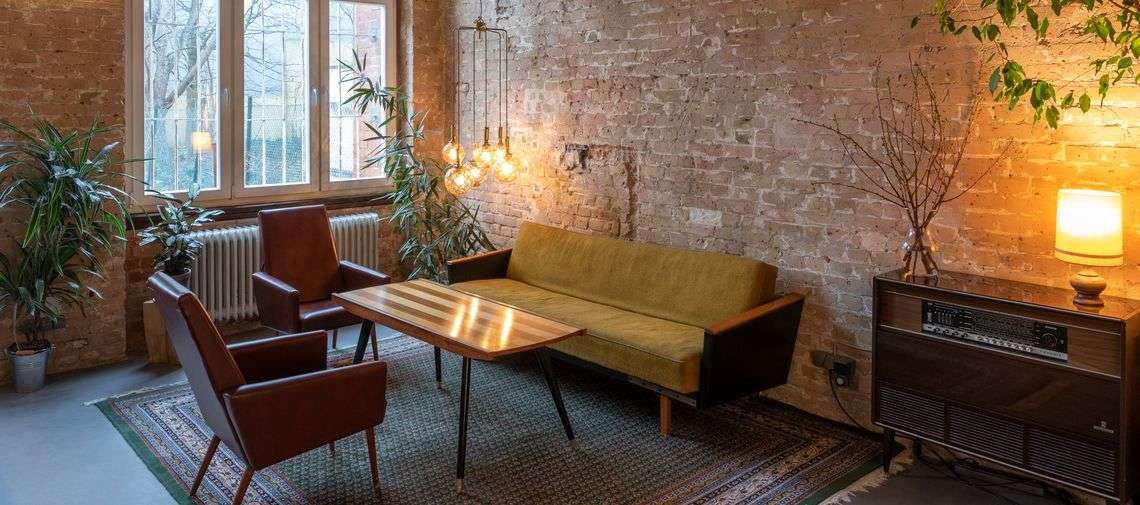 meetingroom breakout areas